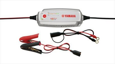YEC-40 Battery Charger Specifications: Battery charge capacity: 1 2-90 Ah  Maintenance capacity: 1 2-120 Ah Type: 8 step, fully automatic switch model