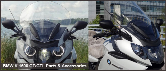 BMW K1600 GT/GTL Parts and Accessories