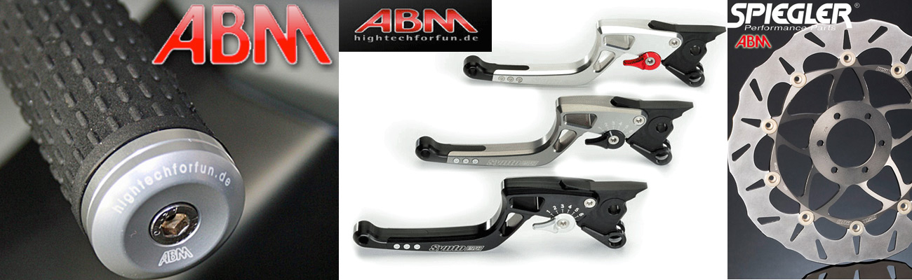 abm superbike kit abm footrests abm handlebars webshop abm motorcycle parts onlineshop abm parts germany motorbike abm mirror abm fork crown abm grips buy abm germany webshop europe abm superbike conversion abm multiclip abm shop motorbike parts multiclip