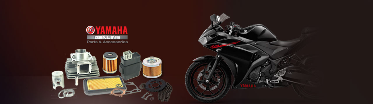 Buy Yamaha Motorcycle OEM Parts & Accessories Online