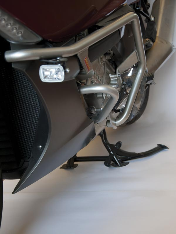 Isotta Right Lower Engine Guard for BMW K1600 GT / GTL 2011-