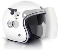 GPA Visor Clear for Carbon Solar Helmets Only - 009544