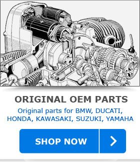 motorcycle oem replacement parts