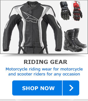 motorcycle riding wear, clothing and accessories